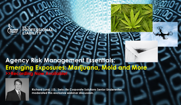 Emerging Exposures Marijuana Mold and More Webinar Recording Now Available