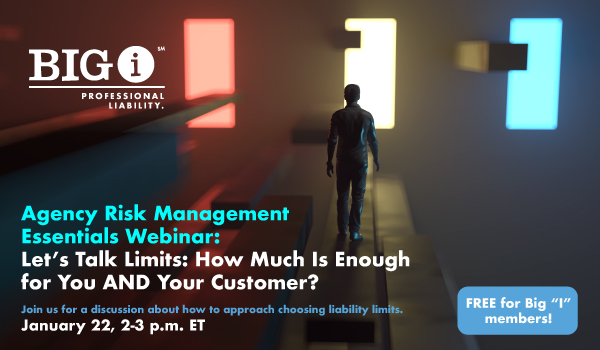 FREE Webinar:  Let's Talk Limits: How Much is Enough for You AND Your Customer?