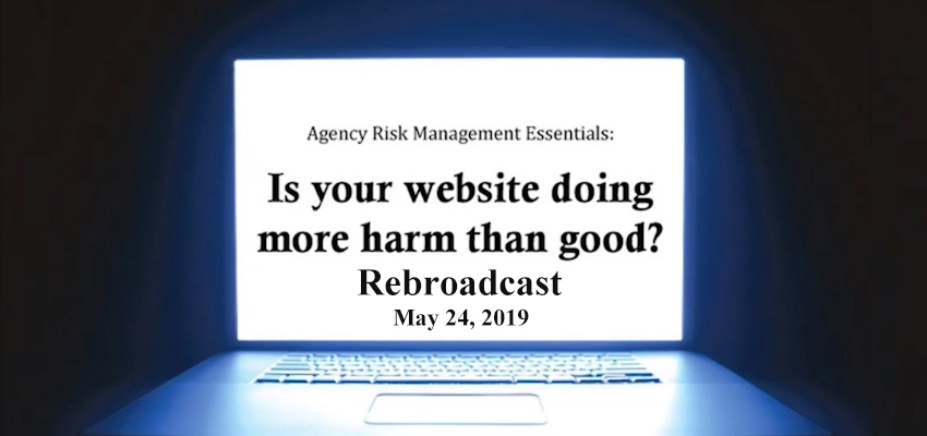 Watch On-Demand Webinar: Is Your Website Doing More Harm Than Good (Rebroadcast)